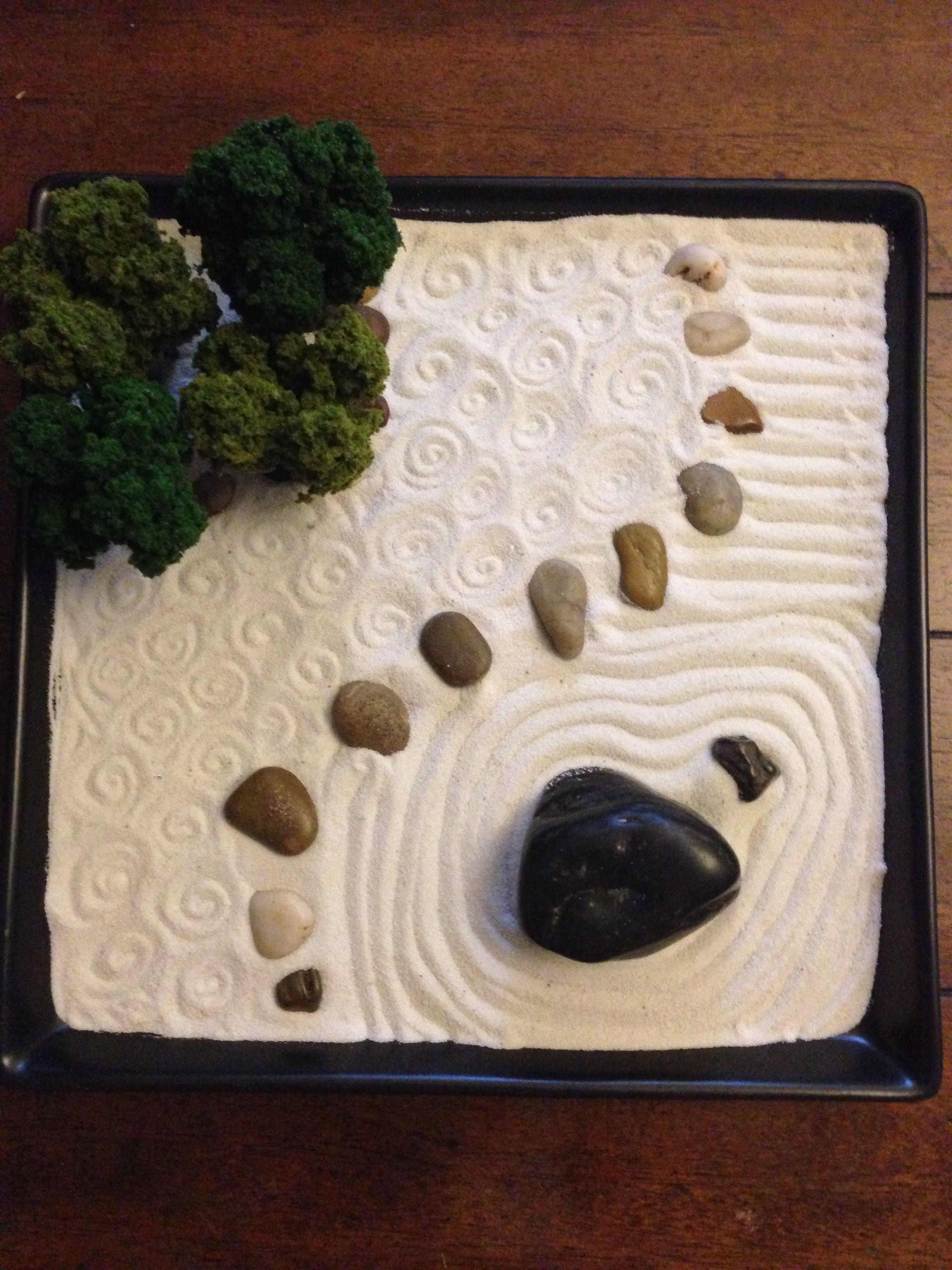 Ikea Michael S Zen Garden Miniature Zen Garden Zen Sand Garden Zen Garden