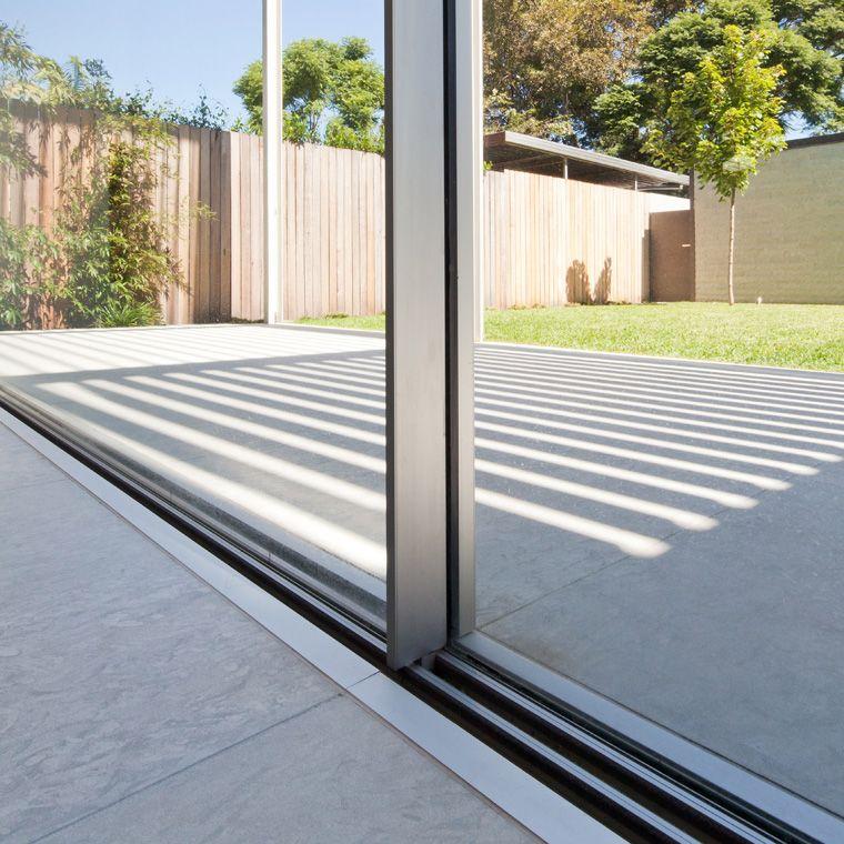 External Cavity Sliding Doors Australia: Sliding Glass Panels Sydney