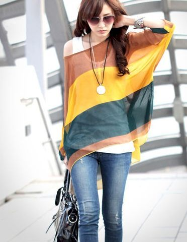 Batwing shirt.. - $19.99.  Love the relaxed look!
