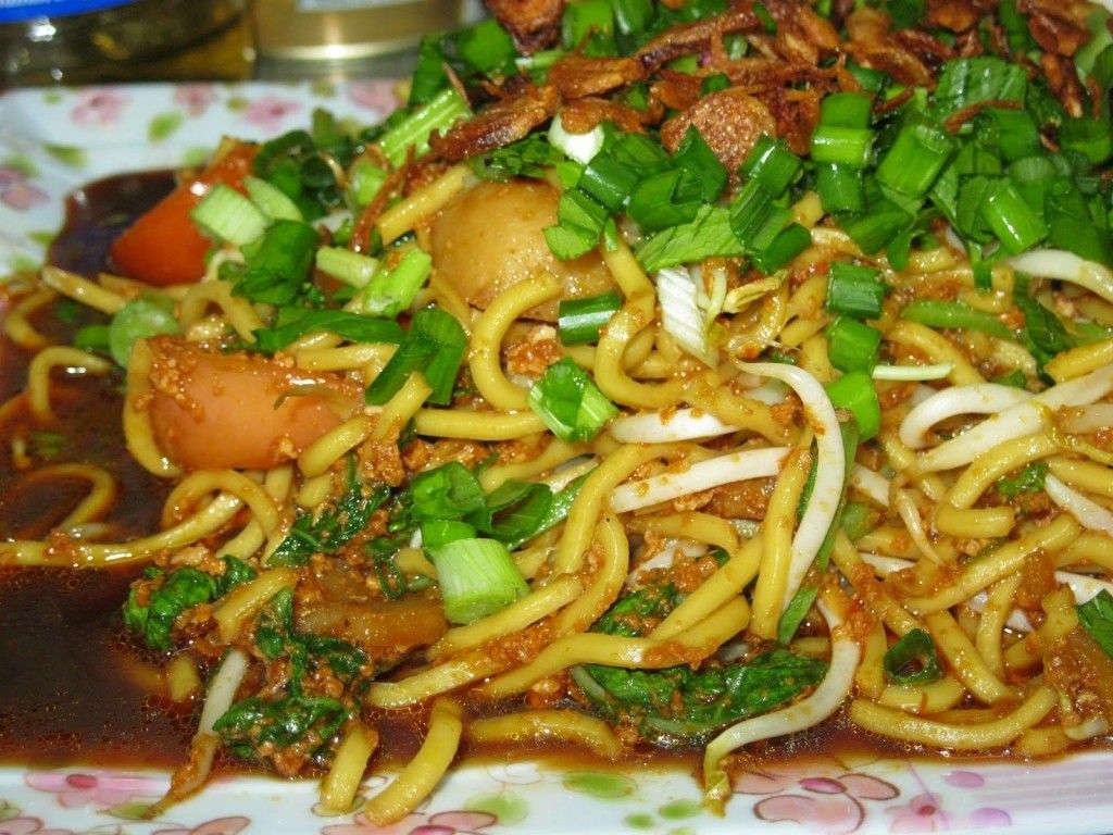 Resepi Mee Goreng Basah Berkuah Resepi Bonda Resep Masakan Malaysia Resep Masakan Asia Resep Makanan