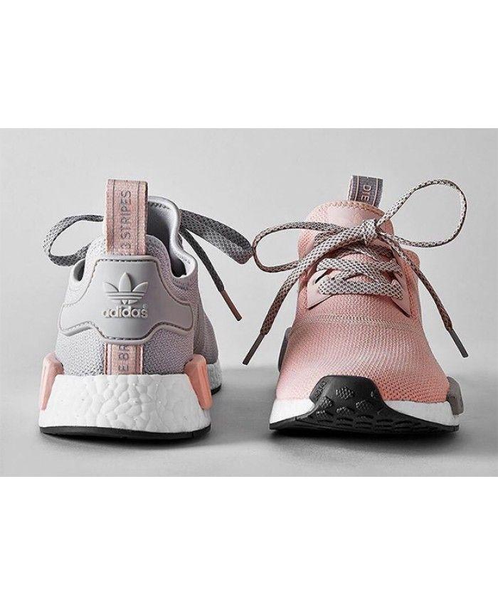 adidas nmd femme beige rose