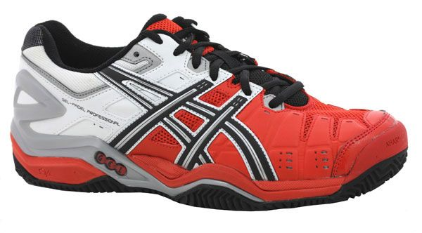 zapatos de padel hombre asics