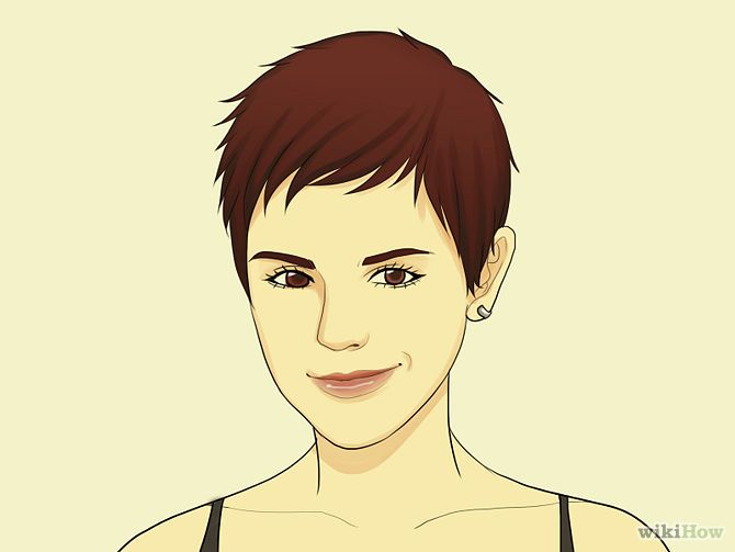 Pull Off A Pixie Cut Hair Pinterest Pixie Cut Pixie And Hair Cuts