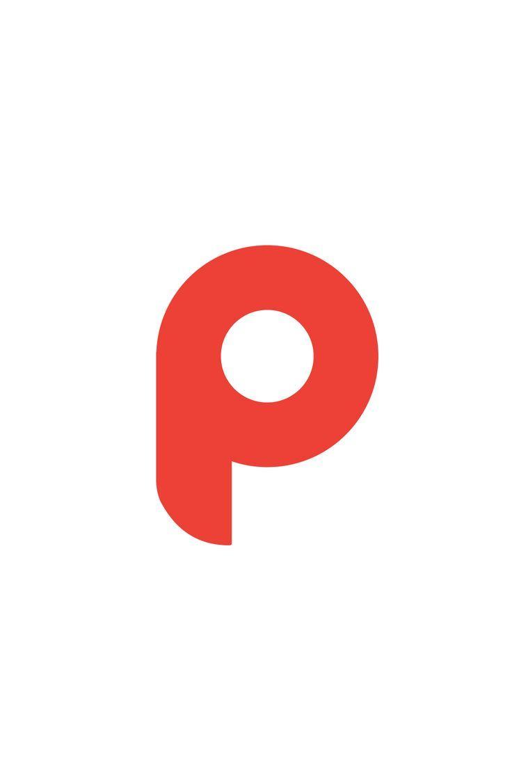 p logo font P Pinterest … Pinteres…