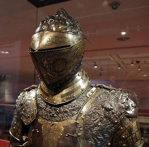 Armor, Buddha Statue, Museum