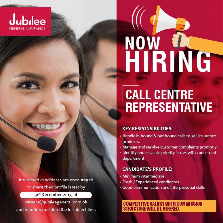 Call center representative nowhiring