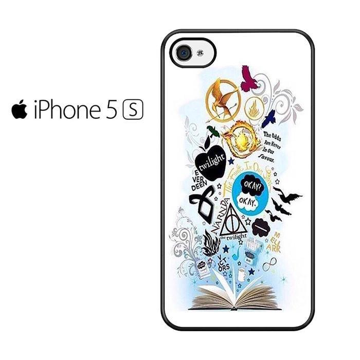 Throne Of Glass Percy Jackson And Harry Potter Symbol Iphone 5