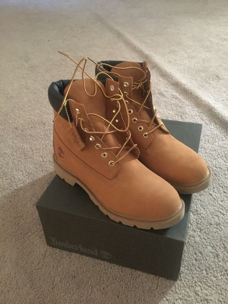 23f48650eed10 Mens US Size 10 - Timberland Classic 6 Inch Waterproof Boot Wheat Nubuck  #fashion #clothing #shoes #accessories #mensshoes #boots (ebay link)