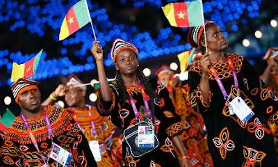 +toghu cameroon | PICTURE OF THE DAY: CAMEROON AT THE OLYMPICS 2012. | .