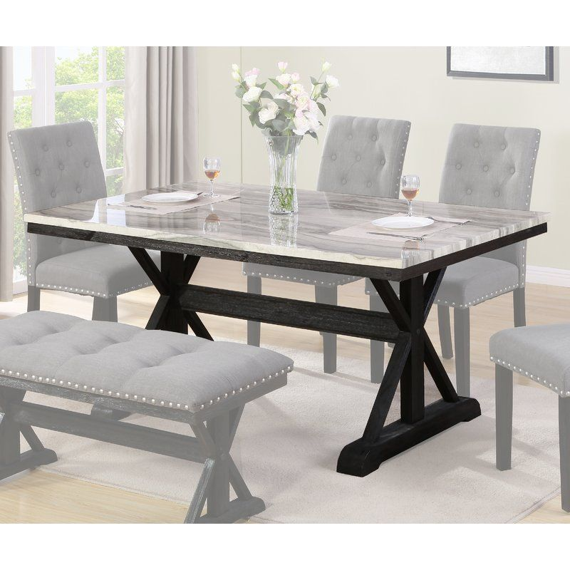 Darby Home Co Laurene Dining Table Dining Table Dining Room