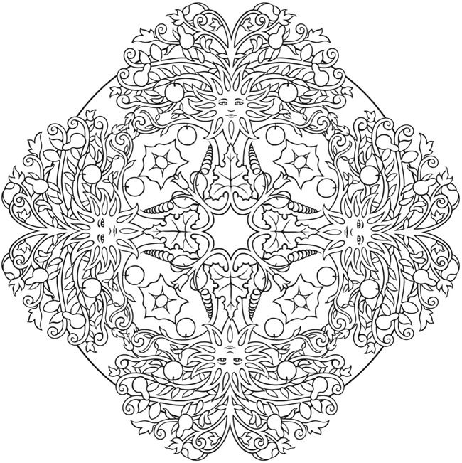 Earth mandala Coloring Pages Pinterest Mandala and Mandalas