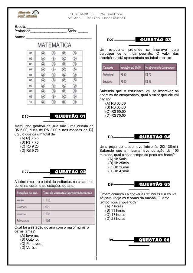 Pin em matemática