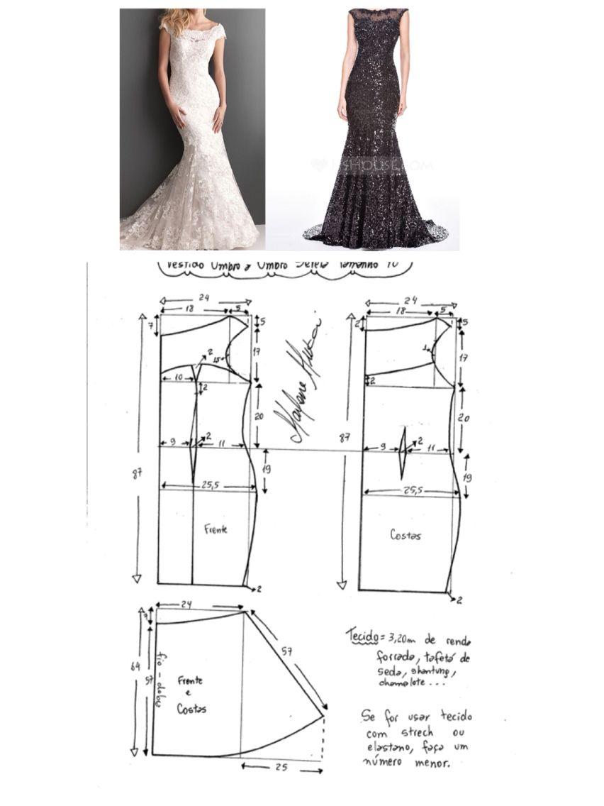 Pin de Katoucha Kodji en Couture   Pinterest   Patrones, Molde y Costura