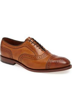 Loving these classic Allen Edmonds that will look suave with