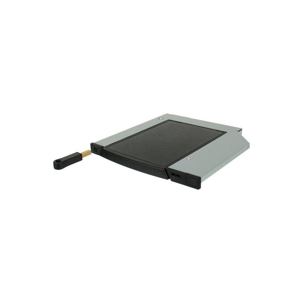 NEW Black CRU DataPort 27L Dp27L Drive Bay Adapter Internal