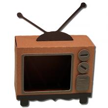 3D Retro TV Box