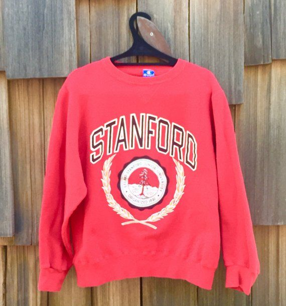 128f1089d784 Vintage Women s Large Stanford Sweatshirt by Champion - in 2019 ...