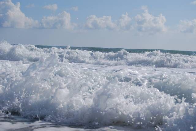 morze śródziemne Turcja