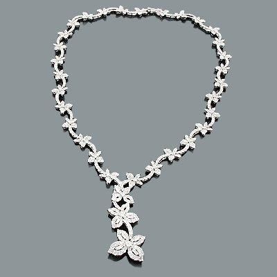 Diamond Necklace Jewelry | Diamond Jewelry » Ladies Diamond Necklaces » Designer Jewelry ...