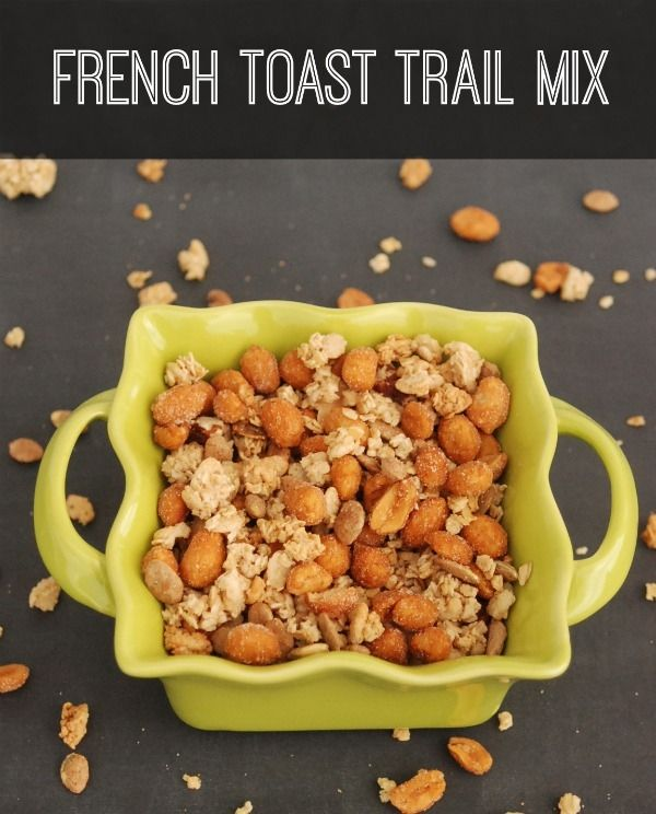 French Toast Trail Mix