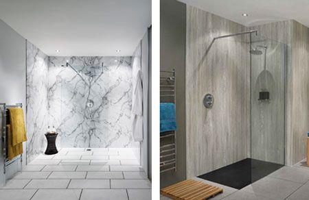 Nuance bathroom panels | Ryrie | Pinterest | Bathroom paneling ...