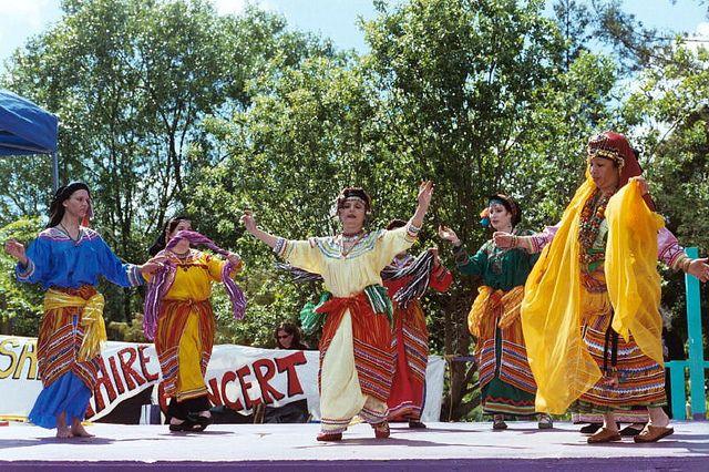 Algerian Folk Dance | National Folklore Dance (African ...