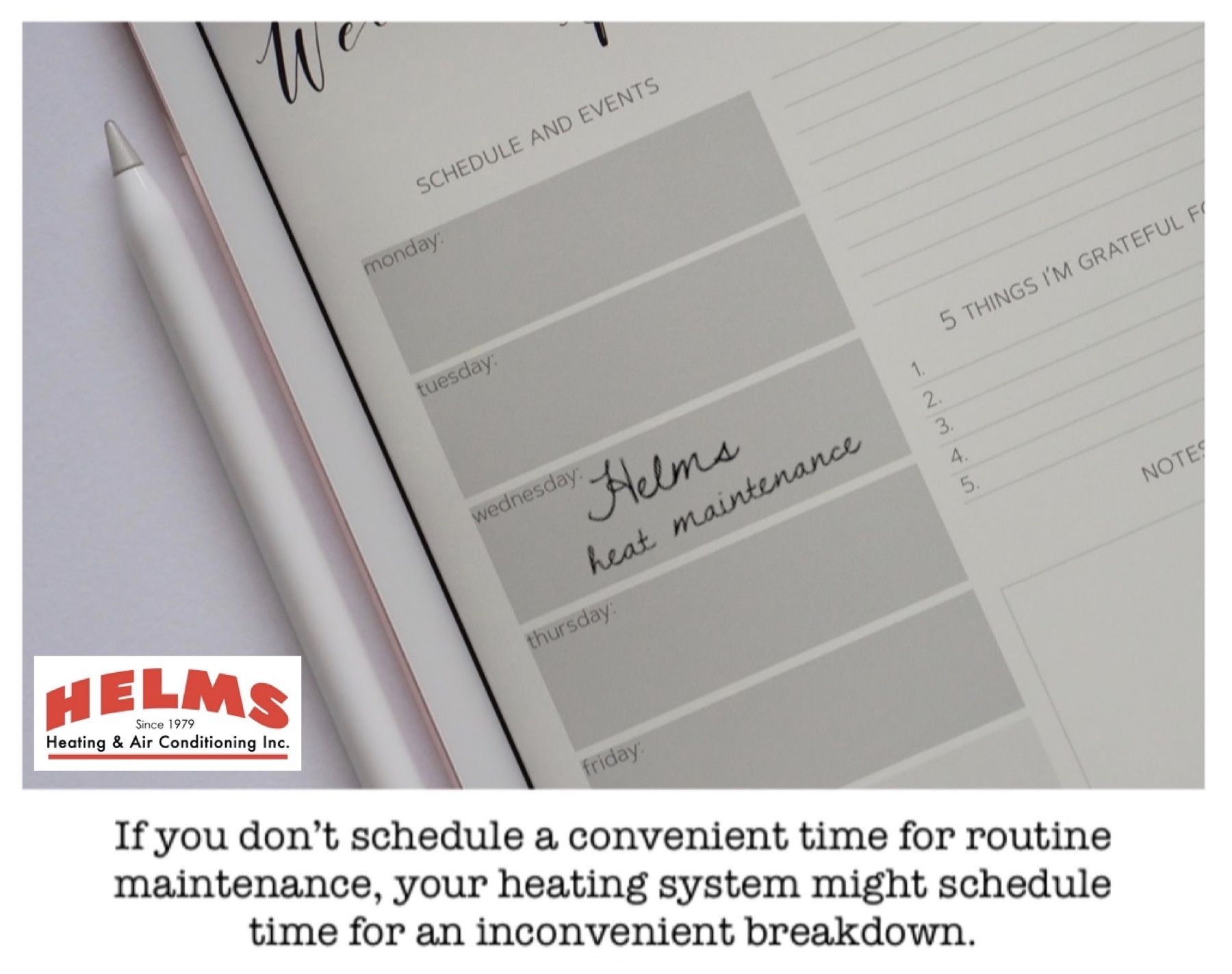 Pin by Helms Heating & Air Conditioni on Maintenance & DIY
