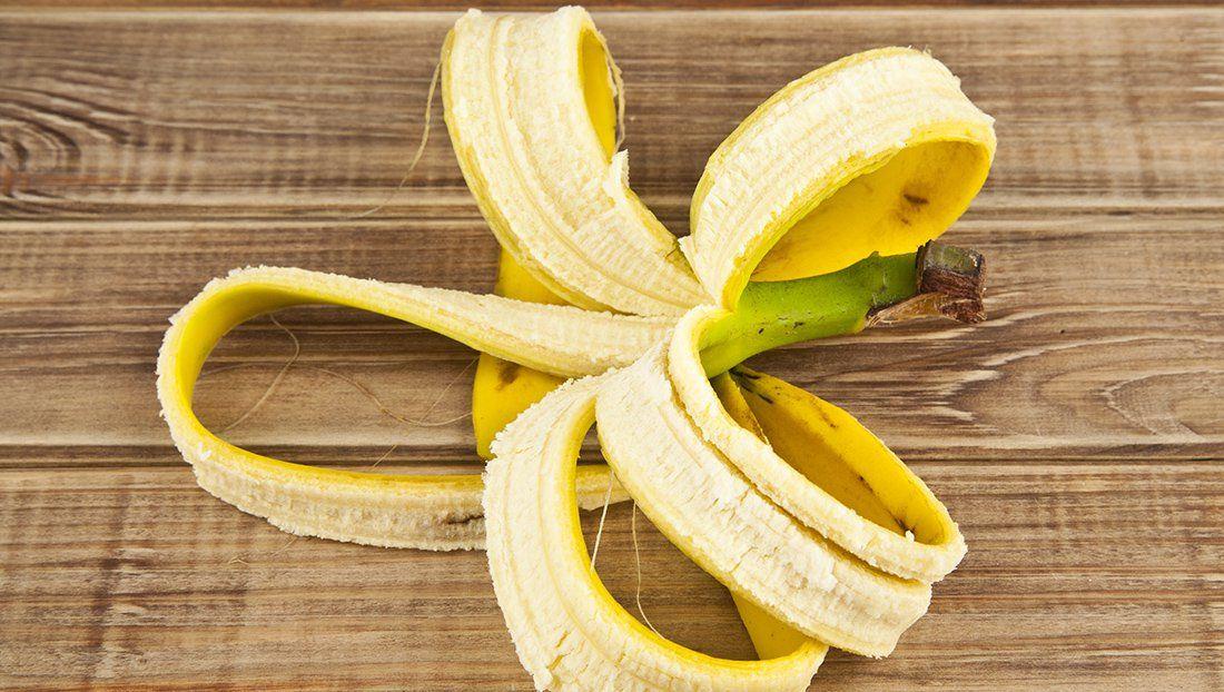 science investigatory project banana peel