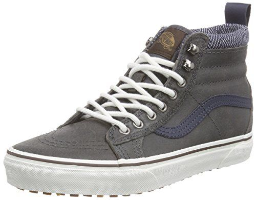 Sk8-Hi MTE, Baskets Mixte Adulte, Noir (MTE/Black/Night), 34.5 EUVans
