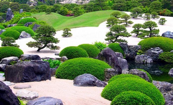 Le jardin zen japonais en 50 images Gardens