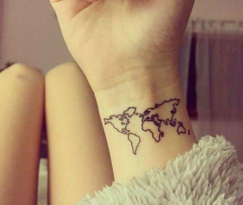 Tatuajes pequeos para mujeres mapa1 lowg 486411 tatoo tattoo gumiabroncs Images