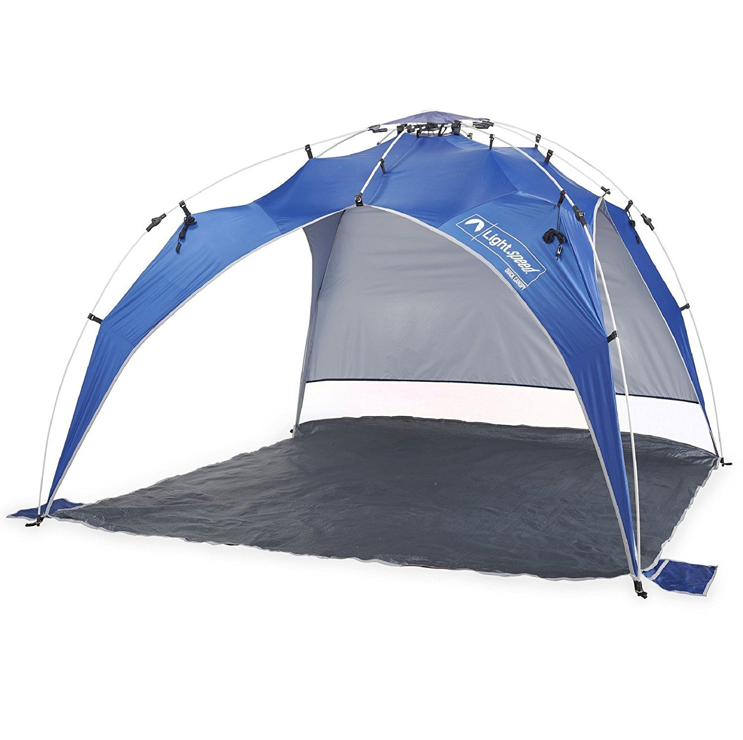 on sale 76f42 7fb73 Lightspeed Outdoors Quick Beach Canopy Tent -- You can get ...