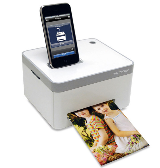 I want this!!! iPhone photo printer - $160