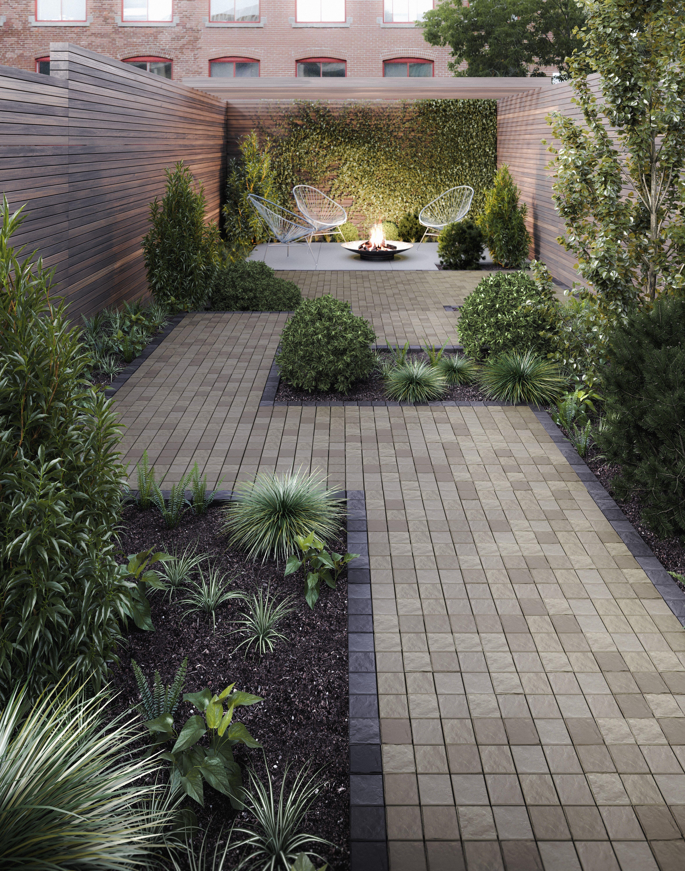 Patio Ideas Small Garden Ideas Low Maintenance Modern Backyard Landscaping Low Maintenance Backyard Modern backyard with pavers