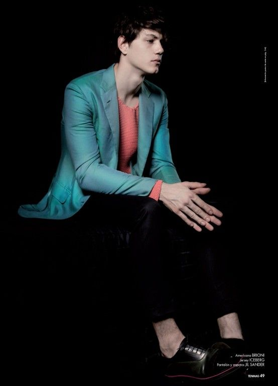 Simone Nobili by Vincenzo Laera for TENMAG