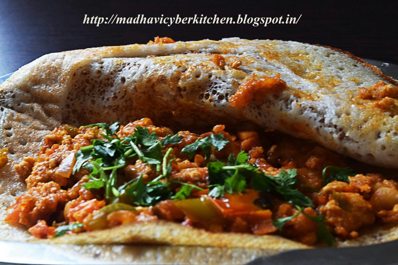 speech on indian food