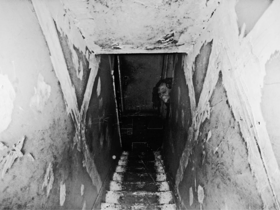 Image Result For Creepy Basement Stairs Sweeney Todd Pinterest