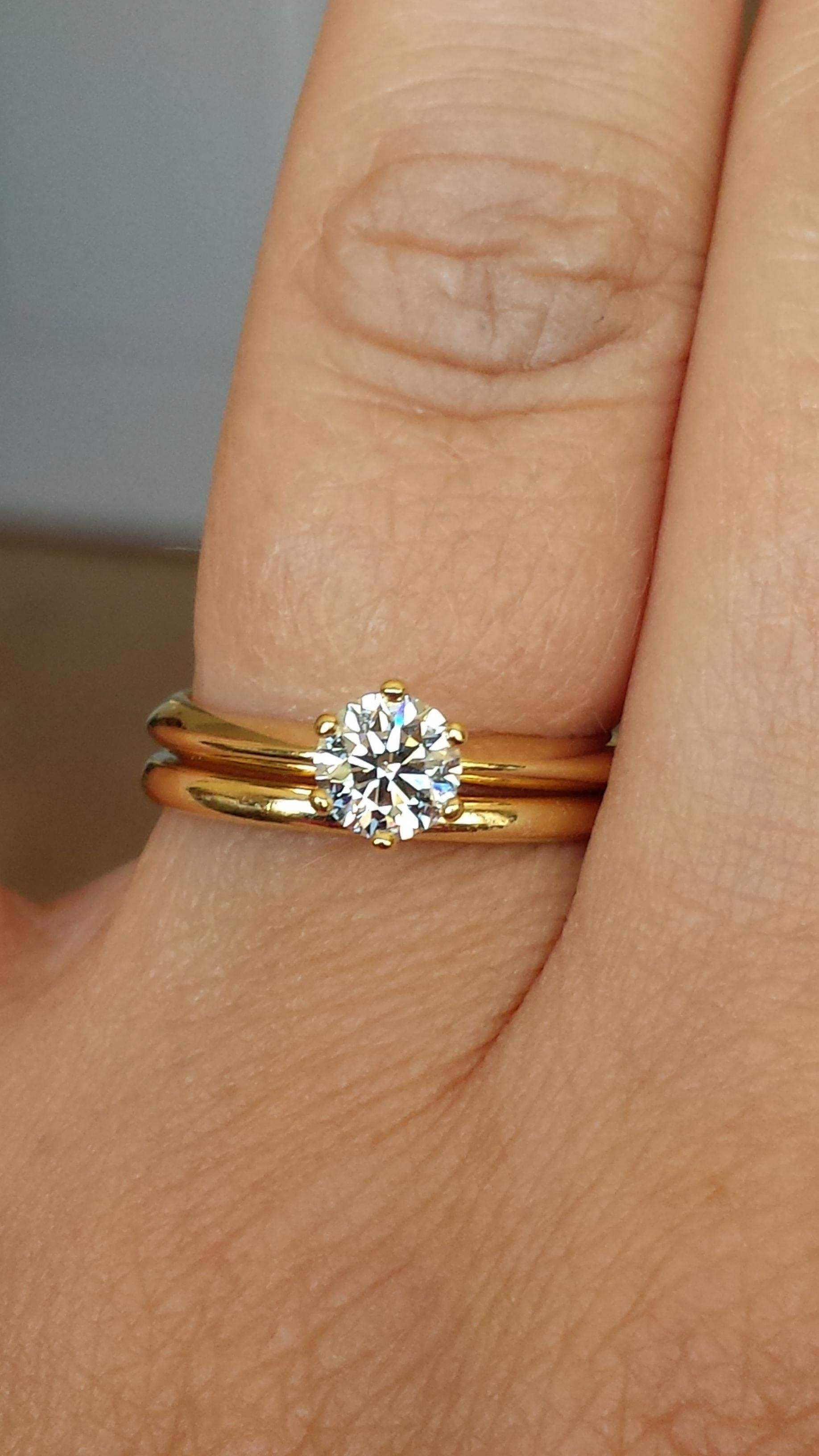 48+ Simple round wedding rings information