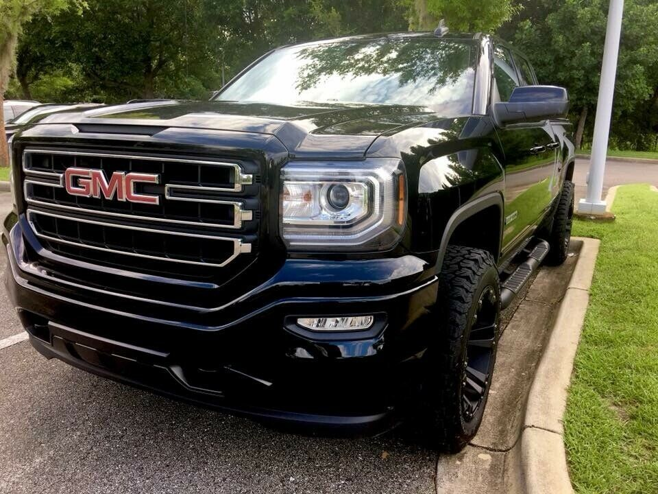 Ebay Advertisement 2016 Gmc Sierra 1500 Elevation Edition Double