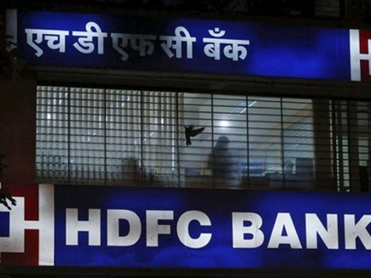 hdfc bank life insurance share price today