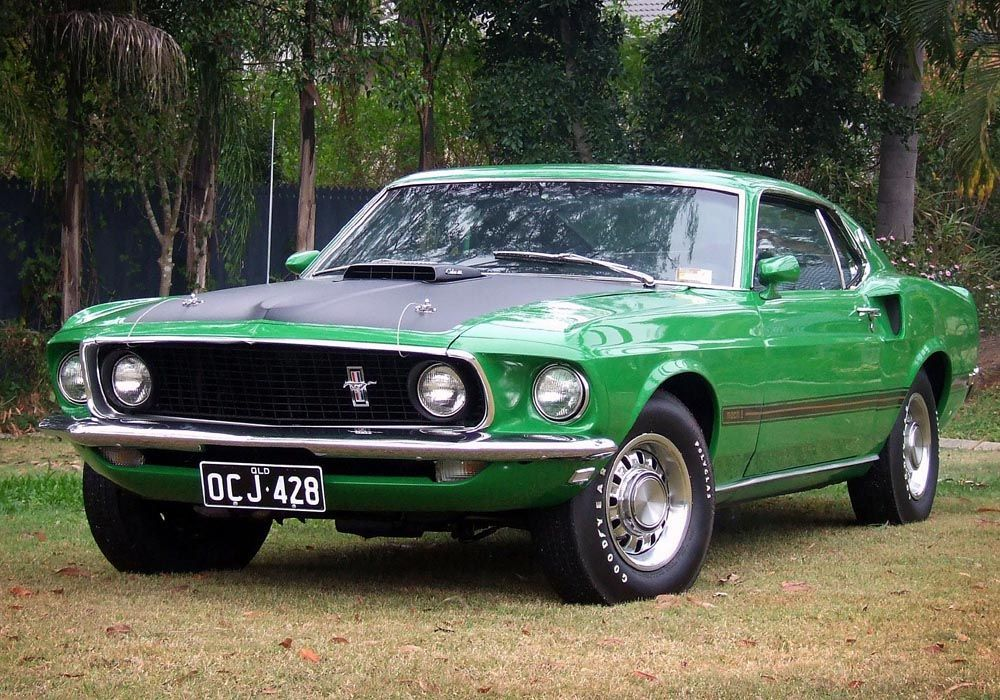 Rainbow Of Colors 1969 Mustang Mach 1 Mustang Mach 1 Mustang Mustang Fastback