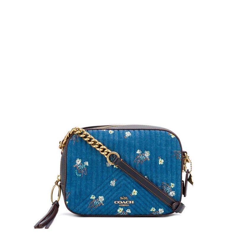 Coach 29419 B4 De Women Blue Crossbody Bag Crossbody Bag Coach