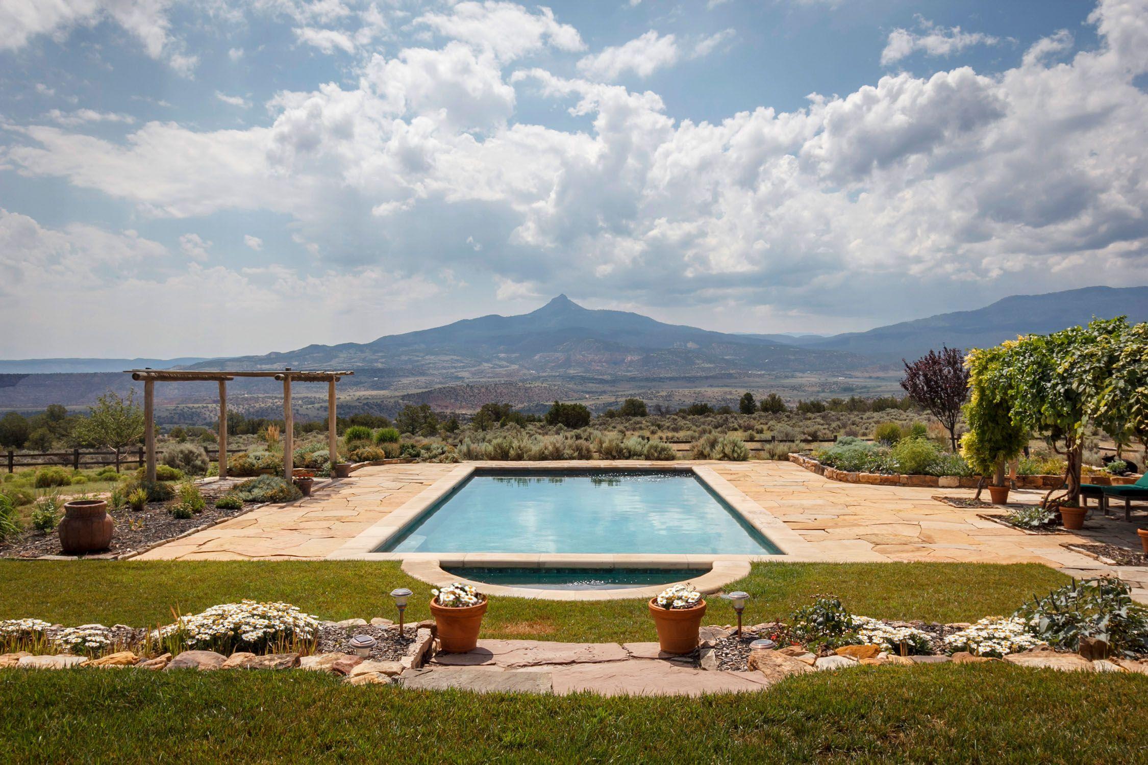 New Mexico Ranches for Sale   HomesinSantaFeNM.com   Luxury Real Estate   Luxury Brokers   Santa Fe Real Estate   Georgia O'Keeffee