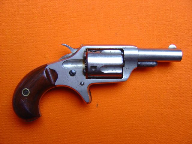 Colt New Line 32 Caliber RevolverMade c. 1873-84; in total quantity of about 22000