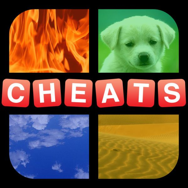 Download IPA / APK of Cheats for 4 Pics 1 Word All Answers