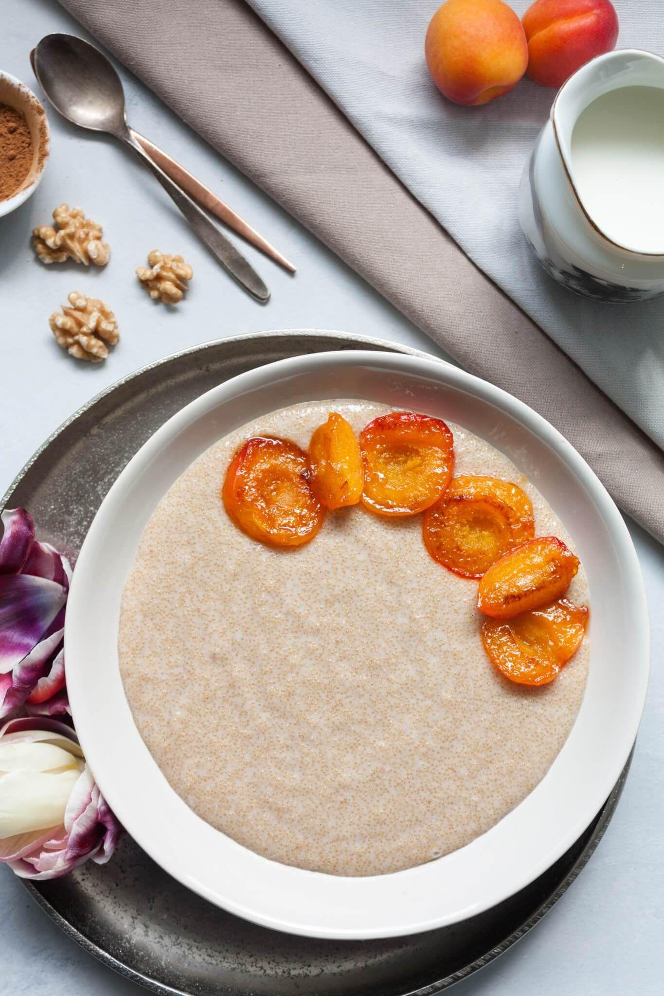 Porridge rezept kalorienarm