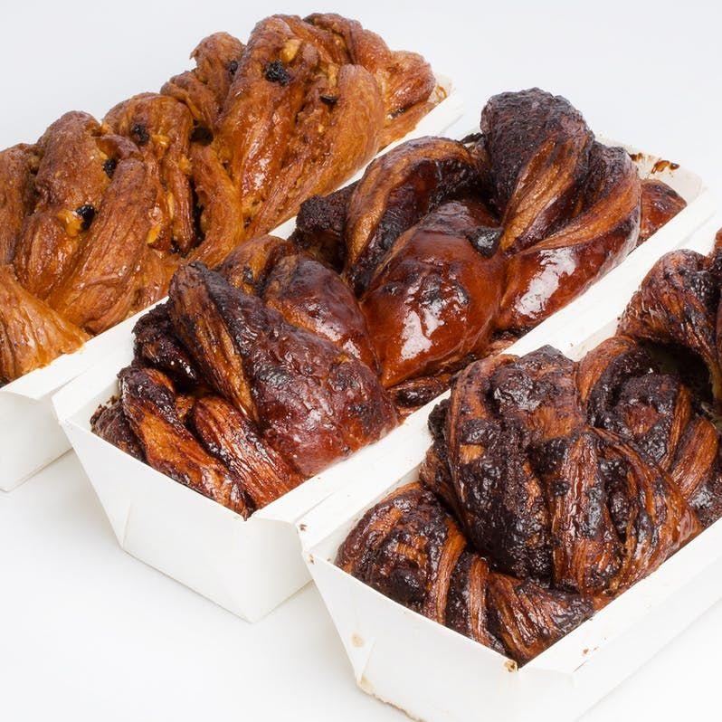 Breads Chocolate And Cinnamon Babka 3 Pack Bakery Bread Cinnamon Babka Best Bakery