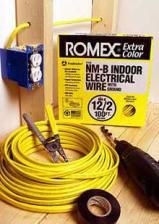 What Is Romex or NM Electrical Cable? | Pinterest | Electrical ...