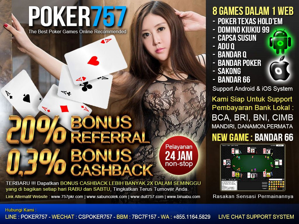 Pin on Link Alternatif Poker757
