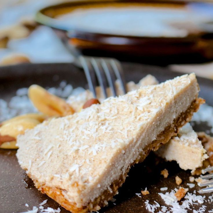 Cinnamon Toast Crunch Raw Pie #cinnamontoastcrunch